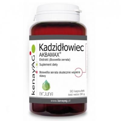 AkbaMax (kadzidłowiec extrakt) 90 kaps