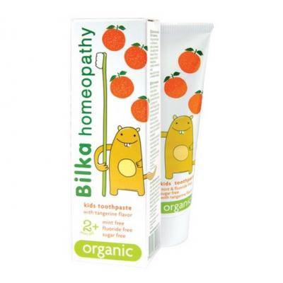 Pasta do zębów homeopatyczna dla dzieci +2 50ml