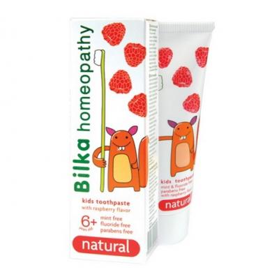 Pasta do zębów homeopatyczna dla dzieci +6 50ml