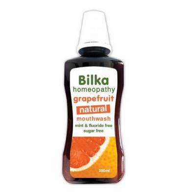 Płyn do płukania ust Bilka homeopatyczny 250ml