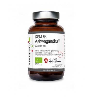 Ashwaganda KSM-66 Bio 60 kaps.