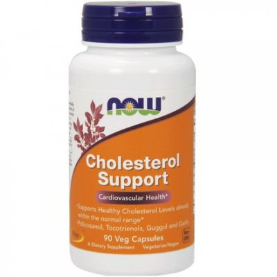Cholesterol Support 90 kaps.