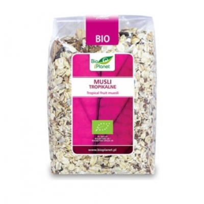 Bio Planet Musli tropikalne BIO 600g