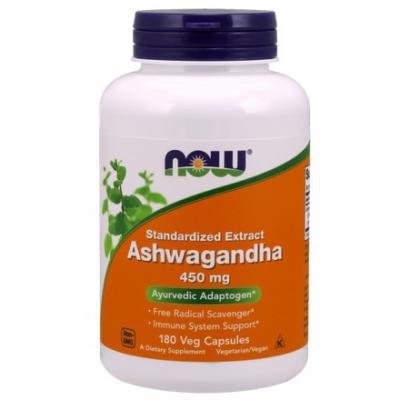Ashwagandha Extract 450 mg 180 kaps.