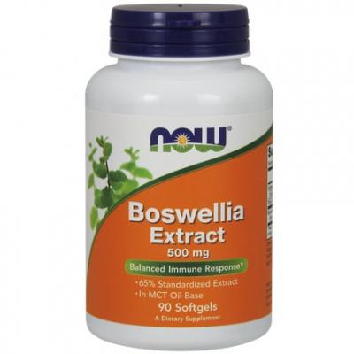 Boswellia extract 500mg 90 kaps.