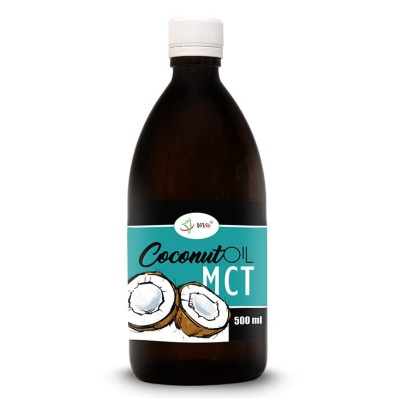 Olej kokosowy MCT 500ml