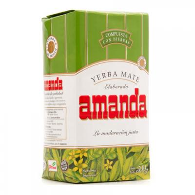 Amanda hierbas zioła 500g