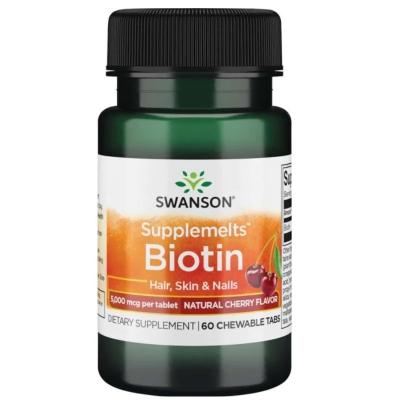 Biotyna 60 tabletek do ssania