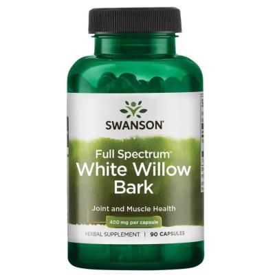 White Willow bark 400mg 90 kaps.