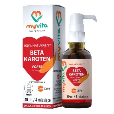 Beta Karoten Forte (Prowitamina A) 30ml