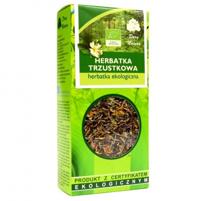 Herbatka Trzustkowa EKO 50g