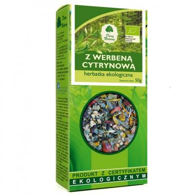 Herbatka z werbeną cytrynową EKO 50g
