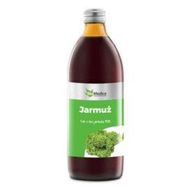 Jarmuż sok 99,8% 500ml