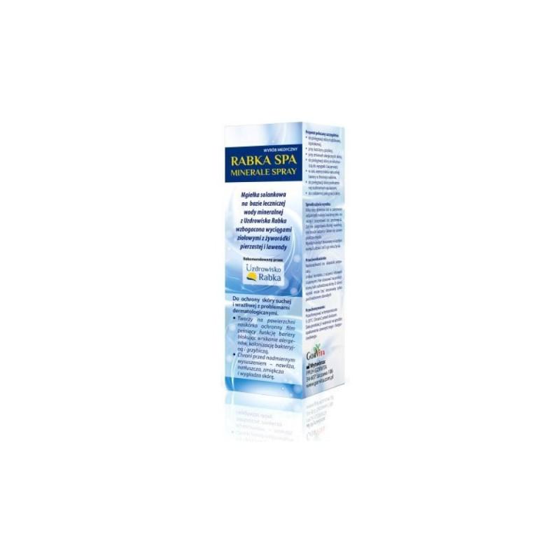 Rabka SPA Minerale Spray 215ml