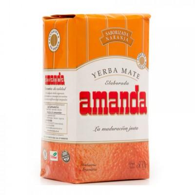 Amanda pomarańczowa 500g